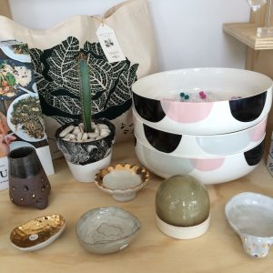 Some beautiful ceramics on sale at the Lunar Store