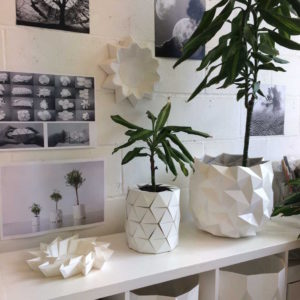 A plant pot that grows with the plant by simply adding soil